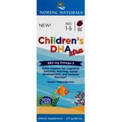 Nordic Naturals DHA, Xtra, Children's