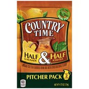 Country Time Half Lemonade & Half Iced Tea Drink Mix Pitcher Pack