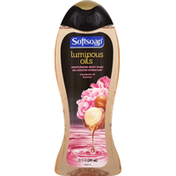 Softsoap Body Wash, Moisturizing, Luminous Oils