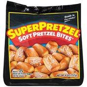 SUPERPRETZEL Soft Approx 25 Nuggets Pretzel Bites