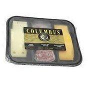 Columbus Salame & Cheese Tray