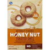 Kroger Cereal, Honey Nut Toasted Oats