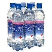 Aquafina Water Beverage, Vitamin Enhanced, Berry Pomegranate Flavored