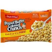 Malt-O-Meal Peanut Butter Colossal Crunch Cereal