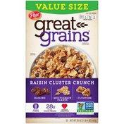 Post Great Grains Raisin Cluster Crunch