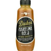 Duke's BBQ Sauce, Carolina Gold, Mustardy