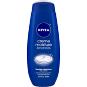 Nivea Body Wash, Moisturizing, Creme Moisture
