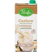 Pacific Vanilla Unsweetened Cashew Non-Dairy Beverage
