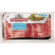 Farmer John Lower Sodium Bacon