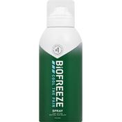 Biofreeze Pain Relief, Menthol, Spray