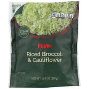 Hy-Vee Riced Broccoli & Cauliflower