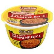 Golden Star Jasmine Rice, Prime Grade, Hot & Spicy
