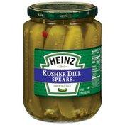 Heinz Kosher Dill Pickle Spears