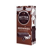 Better Together Chocolate & Espresso Brownies