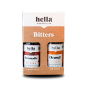 Hella Cocktail Co Two Flavor Bitters Bar Set
