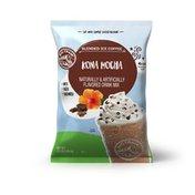 Big Train Kona Mocha Blended Ice Coffee Beverage Mix
