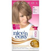 Clairol Color Blend Foam Clairol Nice 'n Easy Foam 8C Medium Champagne Blonde 1Kit  Female Hair Color