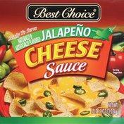 Best Choice Jalapeno Cheese Sauce