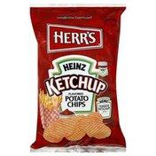 Herr's Potato Chips, Heinz Ketchup Flavored