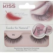 Kiss Lashes, Look So Natural, KFL01