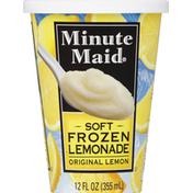 Minute Maid Frozen Lemonade, Soft, Original Lemon