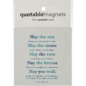 Quotable Magnets, The Sun