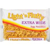 Light 'n Fluffy Extra Wide Enriched Egg Noodles