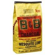 B&B Charcoal, Mesquite Lump, Texas Style