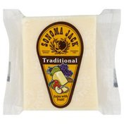 Sonoma Jack Cheese, Traditional