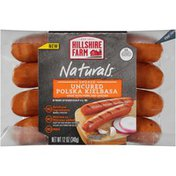 Hillshire Farm Naturals Naturals® Uncured Polska Kielbasa Smoked Sausage Links, 4 Count