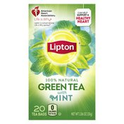 Lipton Tea Bags Mint