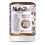 NuttZo Chocolate Power Fuel 7 Nut & Seed Butter