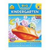 School Zone Big Workbook Kindergarten (Ages 5-6)