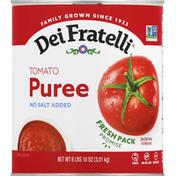 Dei Fratelli Tomato Puree, No Salt Added