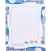 ArtSkills Boards, Heavyweight, White, 5 Pack
