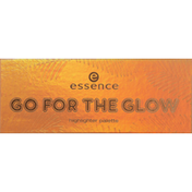 Essence Highlighter Palette, The Warms 02