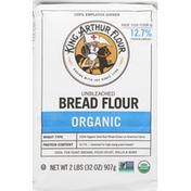 King Arthur Baking Company Bread Flour, Organic, Unbleached