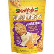New York Style Bold 5 Cheese Crisps