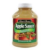 Best Choice Apple Sauce