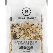 Real Made Overnight Oats, Apple & Coconut