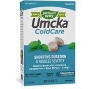 Nature's Way Umcka® ColdCare Chewables