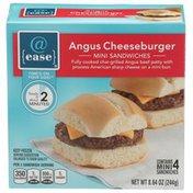 @ Ease Angus Cheesebuger Sandwich