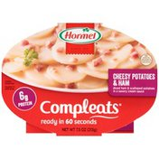 Hormel Cheesy Potatoes & Ham Hormel Compleats Cheesy Potatoes & Ham