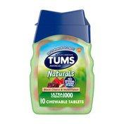 Tums Ultra Strength Antacid Chews for Heartburn Relief