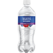 Aquafina Flavorsplash Berry Berry Wild Berry Flavor