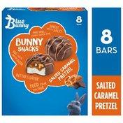 Blue Bunny Bunny Snacks Salted Caramel Pretzel Bar