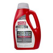 Nature's Miracle Advanced Platinum Stain & Odor Remover & Virus Disinfectant