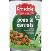 Krasdale Peas & Carrots
