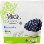Nature's Promise Organic Frozen Blueberries