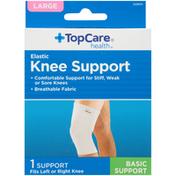 TopCare Large Basic Elastic Knee Support